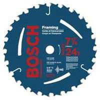 Bosch Cicular Saw Blade 7-1/4 In 24T By Bosch at Sears.com