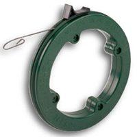 Fishtape Reel Steel Econ 50Ft By Greenlee Textron + [