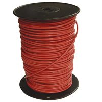 Wire Bldg 6-Str Thhn 500Ft Red By Southwire Company + [