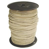 Wire Bldg 4-Str Thhn 500Ft Wht By Southwire Company + [