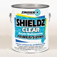 Zinsser Clr Wallcovering Primer  By Zinsser: (Pack Of 4) at Sears.com
