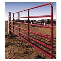 Behlen/Farmaster 12'X2X50 Bull Gate Red By Behlen/Farmaster at Sears.com
