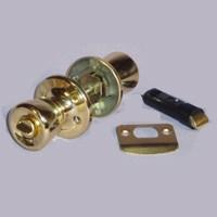 Mobile Home Brs Priv Lockset By United States Hardware + [