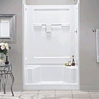 Shower Stall Intrigue Neo 38In Sterling Plumbing 72044100-0 ...