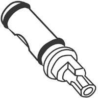 Faucet Cartridge 2-Hndl Moen By Moen Inc + [