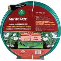 Mintcraft Med. Duty Hose 5/8In 100' 4Ply, BL5820100HM
