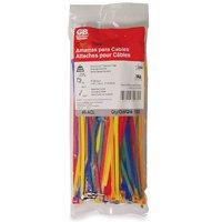 Asst Nat Color Cable Tie 120Pk By Gb-Gardner Bender + [