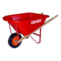Wheelbarrow Children 1-2 Cu Ft By Seymour Midwest + [