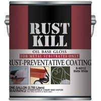 Paint Rust Kill Gloss White Ga By Yenkin Majestic Paint + [
