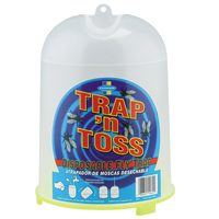Trap 'N Toss Fly Trap By Central Life Sciences + [