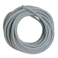 .230 Gray Spline 25Ft By Prime Line Products + [