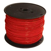 Wire Bldg 14Str Thhn 500Ft Red By Southwire Company + [