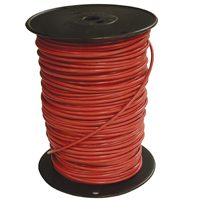 Wire Bldg 10Str Thhn 500Ft Red By Southwire Company + [