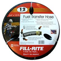 """""""Fuel Hose 12Ft X 3/4""""""""         """" By Tuthill Corporation + ["""