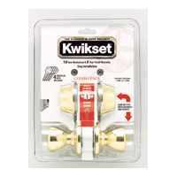 Tylo/Dc Dbolt Comb K6 B Brass By Kwikset Corporation + [