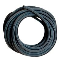 .250 Black Spline 25Ft By Prime Line Products + [