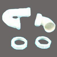 Sink Repair Trap 1-1/2 Pvc By Plumb Pak + [