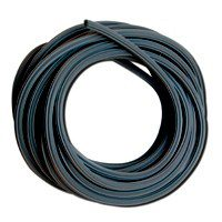 .180 Black Spline 25Ft By Prime Line Products + [