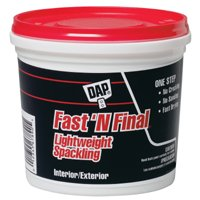 Compound Spackling Lt Wt Quart By Dap Inc + [