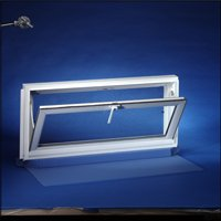 Window hopper basement 32x18in duo corp 3218comp 715493180817 for Andersen windows r value