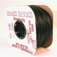 3/16 Black Spline 500Ft By Prime Line Products + [