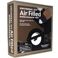 Wheelbarrow Wheel Univrs 4-Ply By Arnold Corp + [
