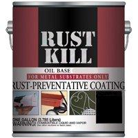 Paint Rust Kill Matte Black Ga By Yenkin Majestic Paint + [