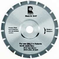 Q.e.p. Co., Inc. 6 3/16 Jamb Saw Carbide Blade  By Q.E.P. Co., Inc. at Sears.com