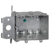 2G Metal Adjustable Box By Thomas & Betts/Carlon