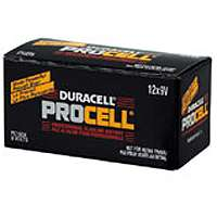 Procell 9V Battery By Duracell