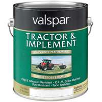 Gal White Gloss Paint By Valspar
