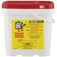Just One Bite Pellets 88X.75Oz By Central Life Sciences